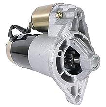 DB Electrical SMT0052 Starter For Jeep 4.0 4.0L Cherokee (87 88 89 90 91 92 93 94 95 96 97 98) 4.0L Grand Cherokee (93-98) 5.9 5.9L Grand Wagoneer (88-91) 4.0L 4.2 4.2L Wrangler (87-98)