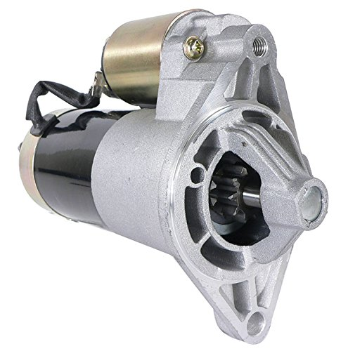 (DB Electrical SMT0052 Starter For Jeep 4.0 4.0L Cherokee (87 88 89 90 91 92 93 94 95 96 97 98) 4.0L Grand Cherokee (93-98) 5.9 5.9L Grand Wagoneer (88-91) 4.0L 4.2 4.2L Wrangler (87-98))