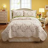 Better Homes and Gardens Hannalore Bedding Quilt, Standard Sham