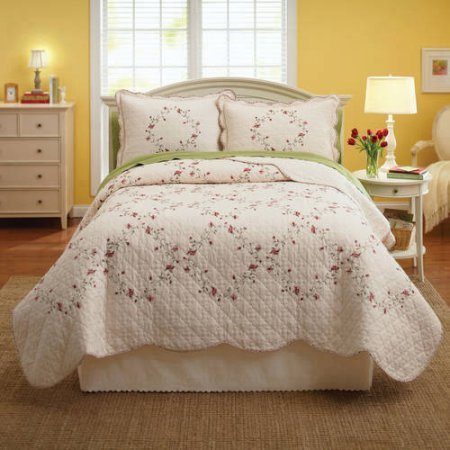 Better Homes and Gardens Hannalore Bedding Quilt - King from Better Homes and Gardens