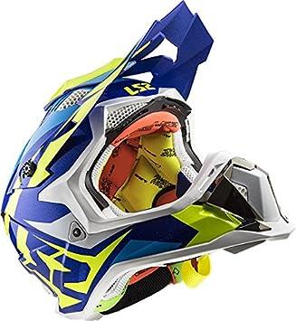 Voodoo XX-Large 470-1166 LS2 Helmets Unisex-Adult Off-Road-Helmet-Style MX