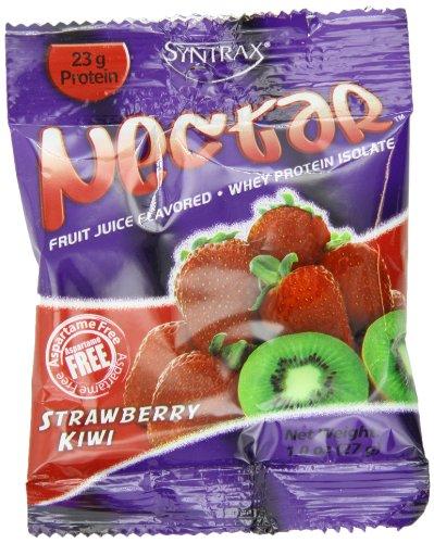 Syntrax Nectar Grab N' Go, Strawberry Kiwi, 1-Ounce Pouches