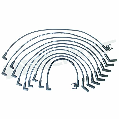 (Walker Products 900-1439 Thundercore Ultra Spark Plug Wire Set)