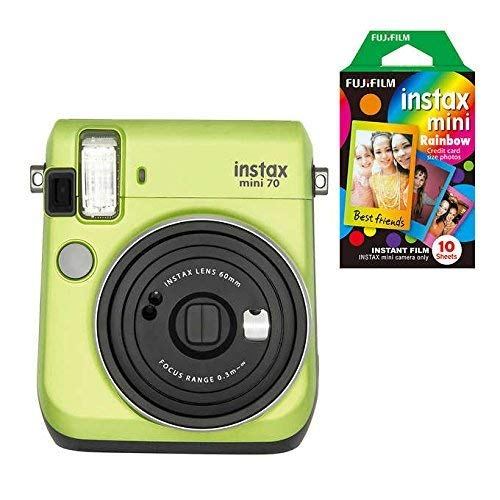 Fujifilm Mini 70 Parent Color and Style (Green)