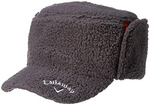 (キャロウェイ アパレル) Callaway Apparel ボアフリース ワーク キャップ (保温性) 帽子 ゴルフ/241-7284513 [ メンズ ]