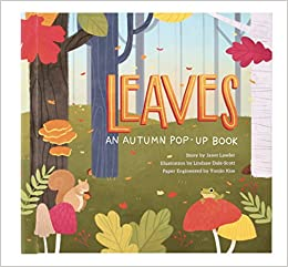 Leaves An Autumn Pop Up Book Amazonde Janet Lawler Lindsay Dale