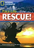 Footprint Reading Library W/CD:para-Life Rescue 1900(AME), Waring, Rob, 1424045851