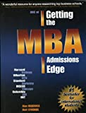 img - for ABC of Getting the MBA Admissions Edge: International (officially supported by McKinsey & Co. and Goldman Sachs) by Mendonca Alan (2001-11-28) book / textbook / text book