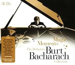 Magic Moments - The Definitive Burt Bacharach Collection