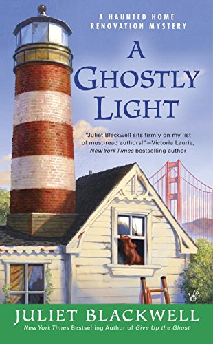 book cover of A Ghostly Light