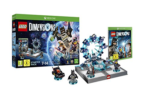 LEGO Dimensions Starter-Pack, XBox One-Blu-ray Disc