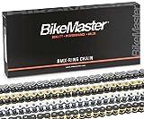 BikeMaster 530 BMXR Series X-Ring Chain - 120 Links - Black/Gold, Chain Application: Street, Chain Length: 120, Chain Type: 530, Color: Black 530BMX-120-B