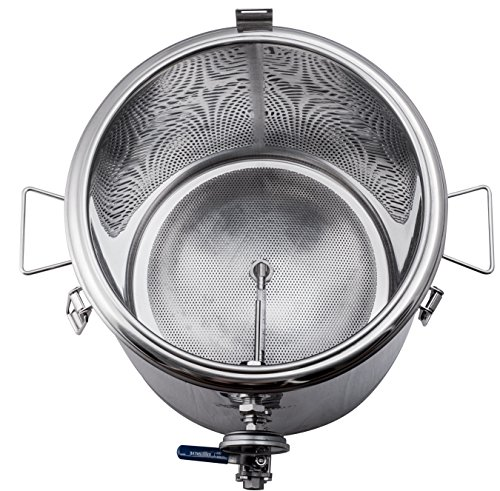 Chapman 15 Gallon ThermoBarrel Stainless Steel Mash Tun by Chapman Brewing Equipment (Image #3)