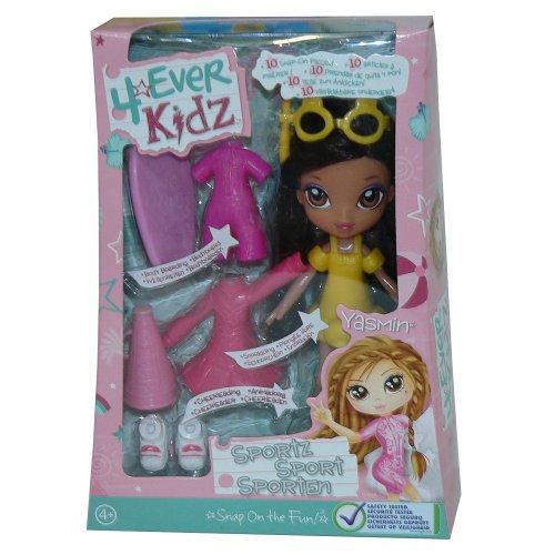 BRATZ 4 Ever Kidz : Sportz - Yasmin