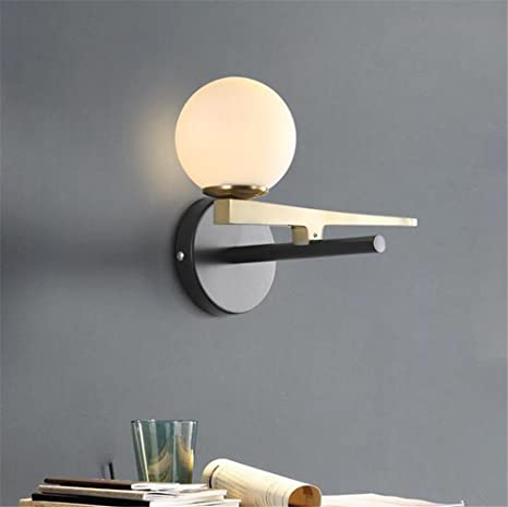 Applique da parete a LED per interni moderno creativo lungo palo ...