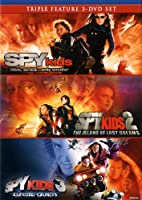 The Spy Kids Trilogy by Miramax Lionsgate