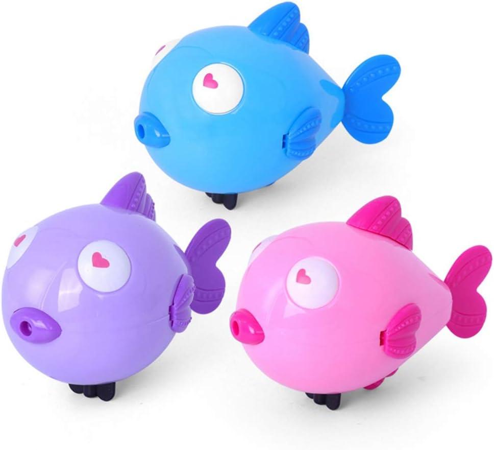 Toyvian 6pcs Piscina Wind Up Bathtoys Animales Ba/ñera Ba/ñera Jugar Juego de Cuerda Juguete Juguetes de Agua para ni/ños