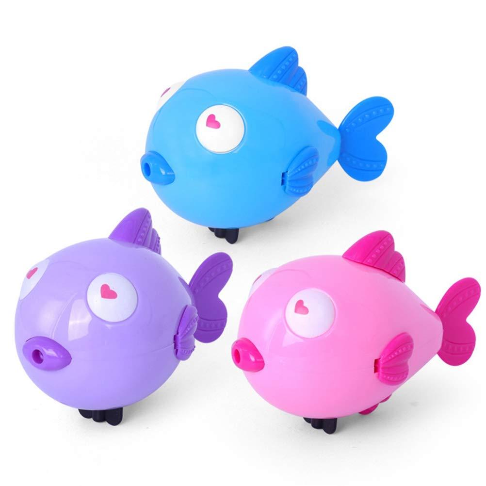 Juguetes de Agua para ni/ños 6pcs Animales Ba/ño de Tina Ba/ñera Juego de Juguete de Cuerda Toyvian Piscina Enrollable Bathtoys