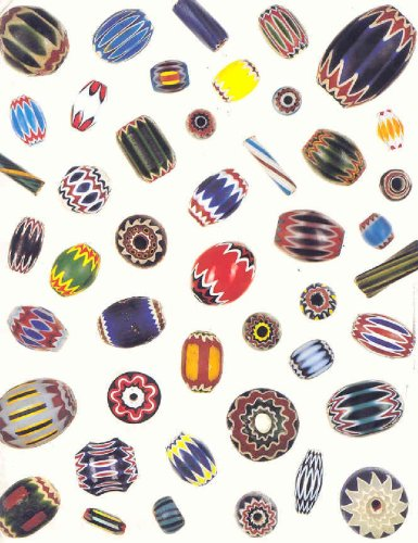 Chevron and Nueva Cadiz Beads (Beads from the West African Trade, Volume VII)