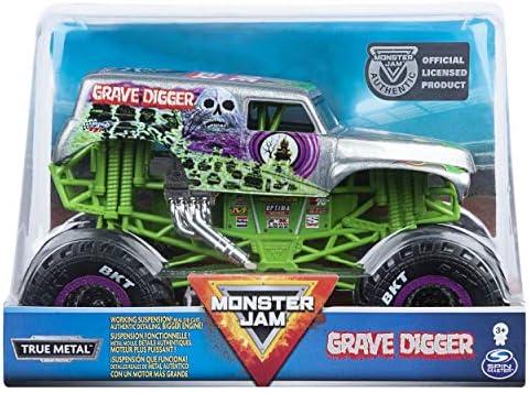 Monster Jam Official Die Cast Vehicle