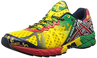 online store 3ce25 3a85a ASICS Men s Gel-Noosa TRI 9 Running Shoe,Citrus Yellow Red Pepper Green,11  M US (B00EUB3TAS)   Amazon price tracker   tracking, Amazon price history  charts, ...
