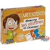 Jeu de 110 cartes : Cartatoto Chiffres