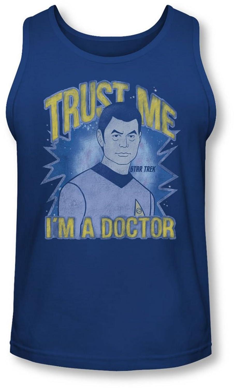Star Trek - Mens Doctor Tank-Top