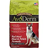 Cheap Avoderm Natural Grain Free Dry Dog Food, Red Meat Meal & Potato, 24-Pound Bag