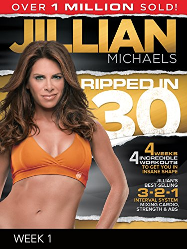Ripped in 30 - Week 1 (Jillian Michaels Ripped In 30 Level 2)