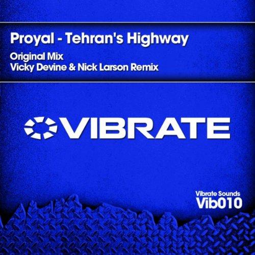 Proyal Tehran's Highway