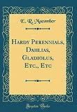 Amazon / Forgotten Books: Hardy Perennials, Dahlias, Gladiolus, Etc., Etc Classic Reprint (E R Macomber)