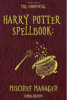 image relating to Harry Potter Spell Book Printable named : The Unofficial Greatest Harry Potter Spellbook