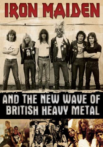 Iron Maiden and the New Wave of British Heavy Metal POSTER M