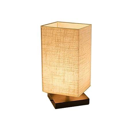 Modern Table Lamp Wooden Base Book Desk Night Light E27 Holder Mini Making Things Convenient For Customers Desk Lamps Lights & Lighting