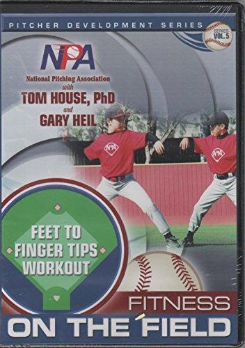Pitcher Development Series Volume 5: Fitness On the Field Dvd!