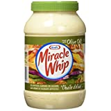 MIRACLE WHIP Olive Oil 890ML
