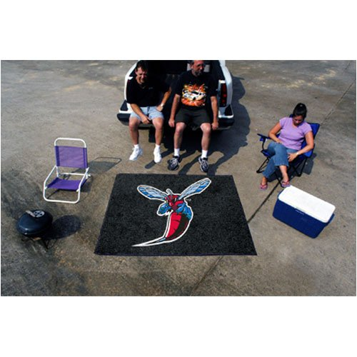 Team Color One Size FANMATS NCAA Delaware State Hornets 5x6 Tailgater Sports Fan Area Rugs
