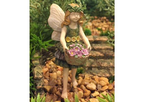 Miniature Fairy Garden Autumn ()