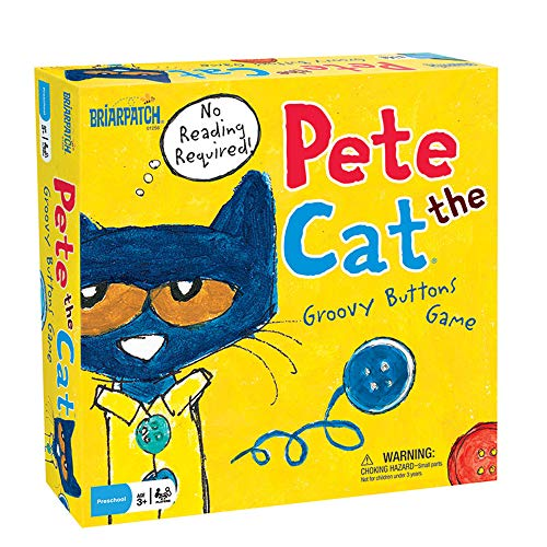 (Pete the Cat Groovy Buttons)