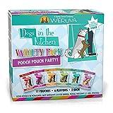 Weruva Dogs In The Kitchen, Variety Pack, Pooch