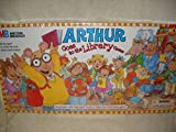 Arthur Goes to the Library Game by Marc Brown