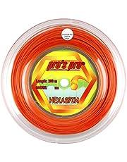 Pro's Pro Hexaspin Tennis String - 200m Reel - Orange