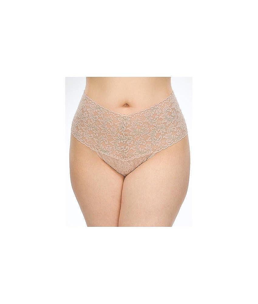 Hanky Panky Womens Plus-Size Retro Thong Panty