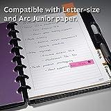 Staples Arc Desktop Paper Punch, 8-Sheet