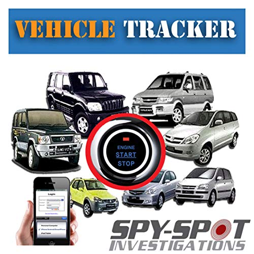 Hard Wire Fleet Car Auto Vehicle GPS Tracker With Ignition Kill Switch Control Tracking Device