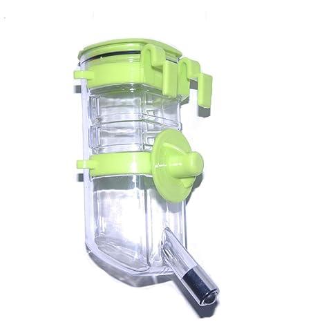 Ouqian-BB Perro de Agua de la Botella Botella for Beber Agua de ...