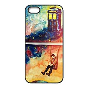 LSQDIY(R) Doctor Who iPhone 5,5G,5S Phone Case, Cheap iPhone 5,5G,5S Hard Back Case Doctor Who