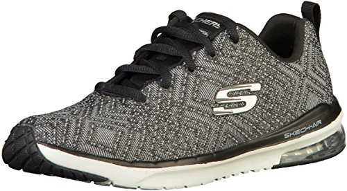 ginnastica Air Skechers Infinity scarpe donna Aglow all da nera SqpnWg