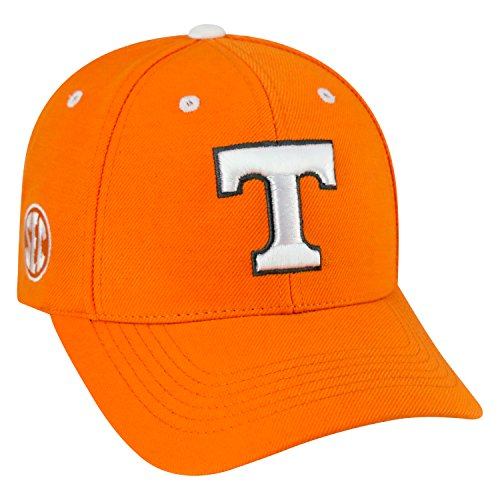 Top of the World NCAA-Triple Conference- Adjustable Hat Cap-Tennessee Volunteers
