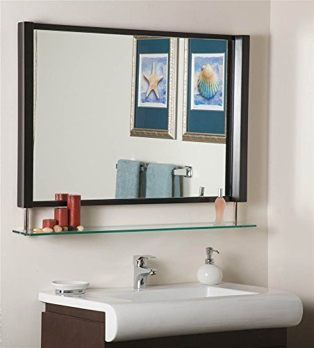 Decor Wonderland New Amsterdam Framed Wall Mirror
